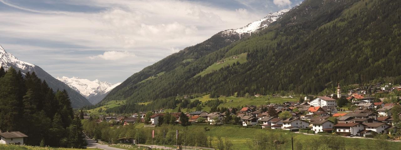 Fulpmes in estate, © Stubai Tirol