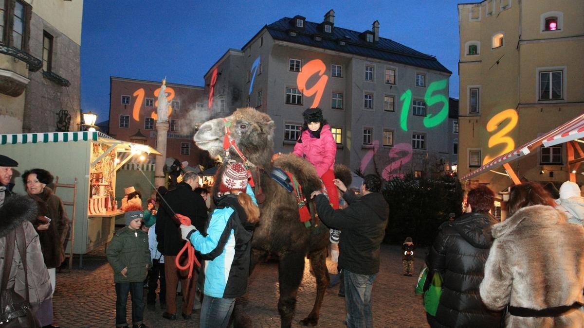 Il mercatino di Natale di Hall in Tirol, © Gerhard Flatscher
