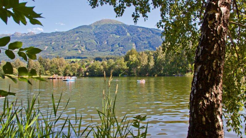 Lago balneabile Lanser See, © Innsbruck Tourismus