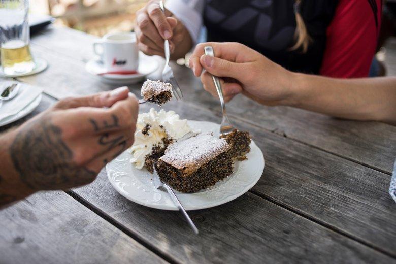Mohnkuchen , © Tirol Werbung, Neusser Peter