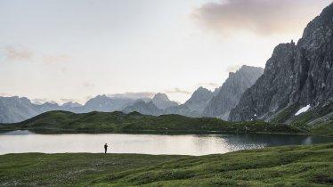L'alta via della Lechtal , © Tirol Werbung / Schels Sebastian