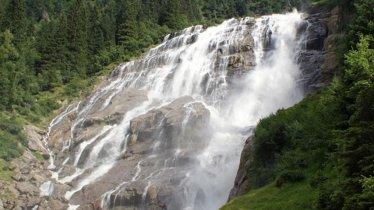 Cascata Grawa, © Stubai Tirol