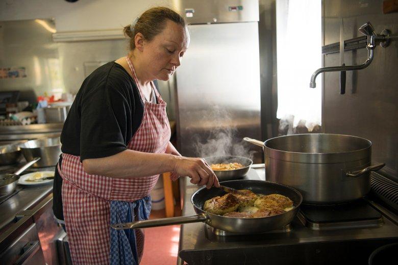 I piatti di Maria Keuschnigg sono divenuti famosi in tutta la regione