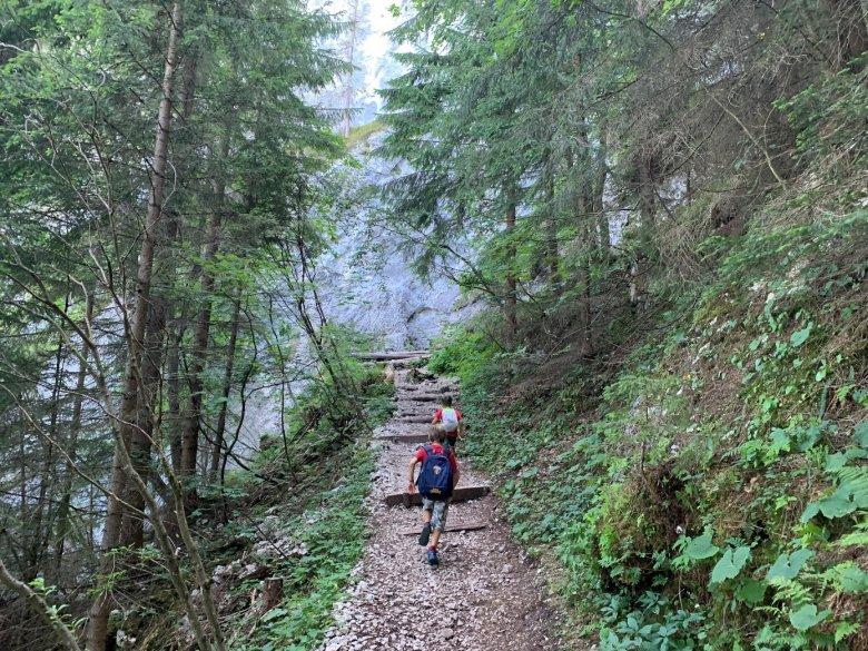 Escursione sul Pendling
