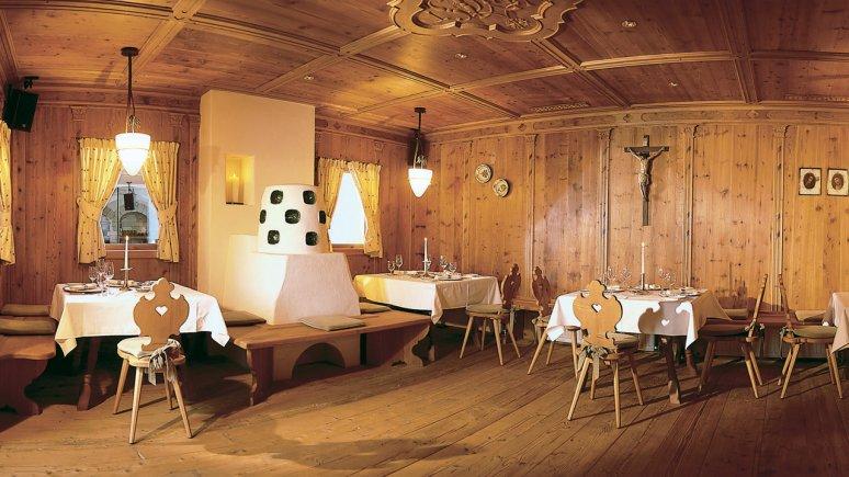 Schlossherren-Stube nello Schlosshotel Ischgl a Ischgl, © Schlosshotel Ischgl