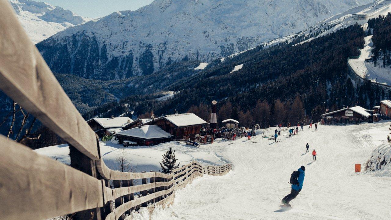 Gampe Thaya a Hochsölden, © Tirol Werbung/Carlos Blanchard