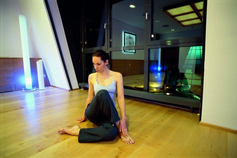 Volgere lo sguardo dentro di sé… lo yoga è lo strumento perfetto.