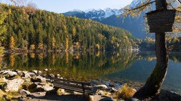 Il lago Piburger See