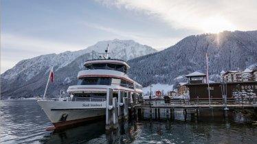 Natale alpino sul lago Achensee, © Tirol Werbung/Michael Grössinger