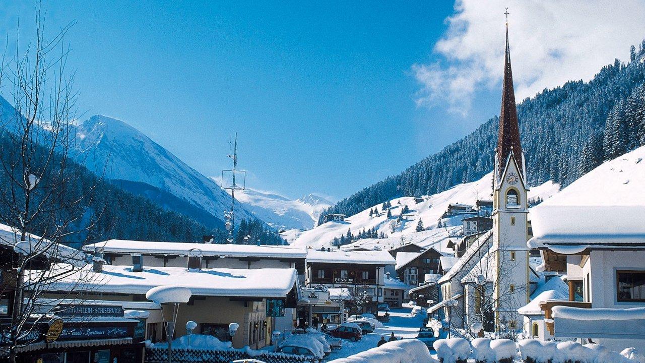Tux in inverno, © Tux-Finkenberg