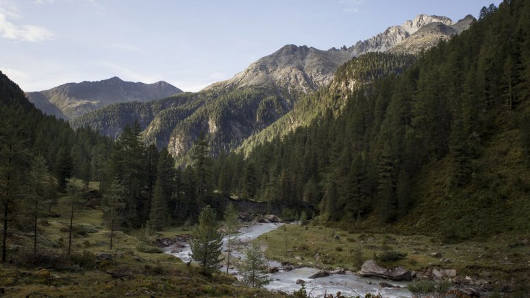 Il parco nazionale degli Alti Tauri, © Tirol Werbung/Bert Heinzlmeier