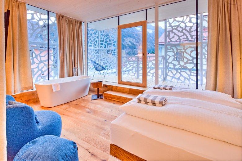 MADRITSCH PFURTSCHELLER, Hotel Hinteregger, Matrei in Osttirol