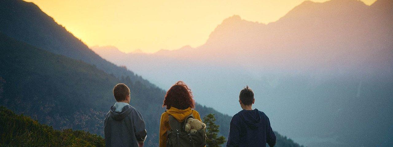 Piccole avventure. Grandi momenti: vacanze in famiglia in Tirolo, © Tirol Werbung