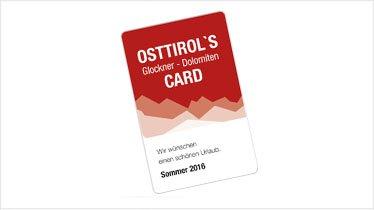 Osttirol Card