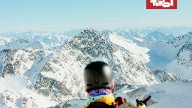 Il ghiacciaio dello Stubai, © Tirol Werbung / Ramon Haindl
