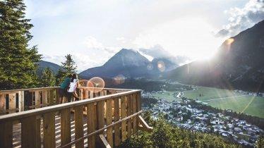 Leutasch in estate, © Olympiaregion Seefeld/Stephan Elsler