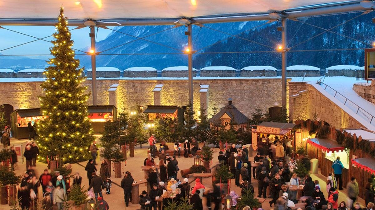 Mercatino di Natale di Kufstein, © Festung-Kufstein