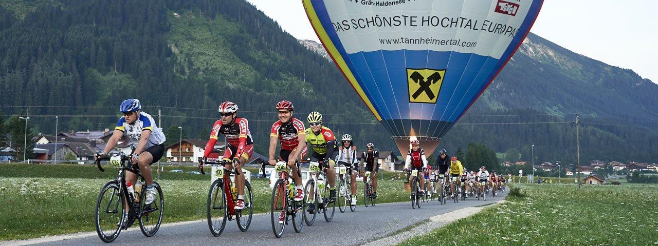 Maratona ciclistica della valle Tannheimer Tal, © Marco Felgenhauer