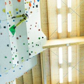 Centro arrampicata Ehrwald, © Ben Leitner