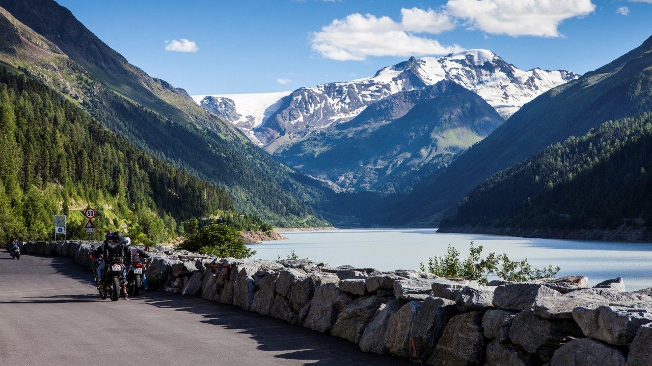 Strada del ghiacciaio della Kaunertal, © Kaunertaler Gletscherbahnen/Daniel Zangerl