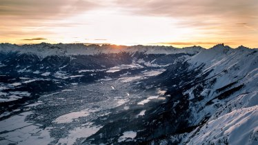 La valle Inntal d'inverno, © Tirol Werbung / Rainer Simon