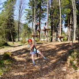 Parco avventure Achensee