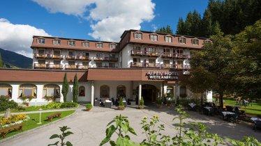 Alpenhotel Weitlanbrunn, © Alpenhotel Weitlanbrunn