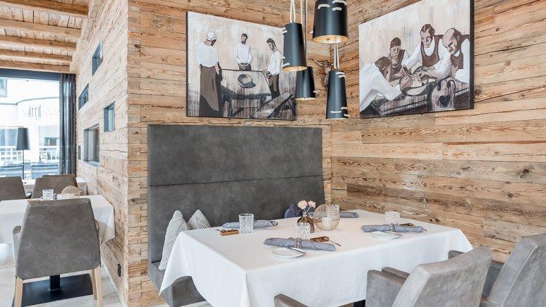 Il ristorante Stiar a Ischgl, © Ristorante Stiar