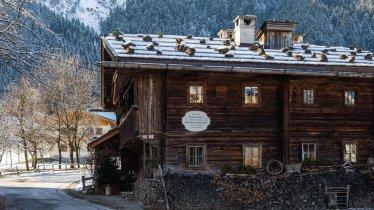 La casa Strasser Häusl a Laimach nella valle Zillertal, © Michael Grössinger