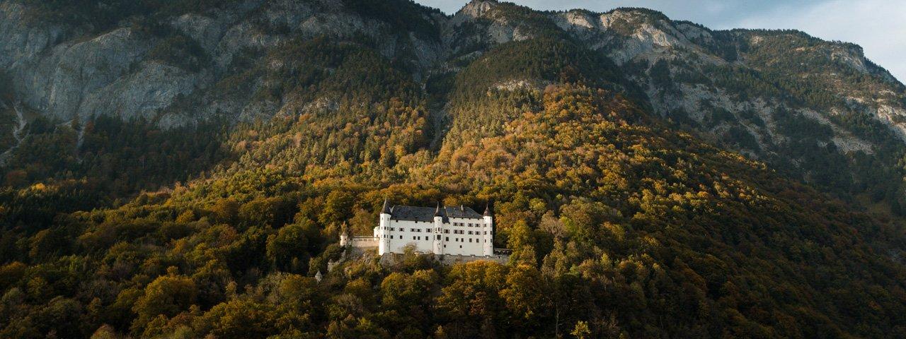 Castello di Tratzberg, © Tirol Werbung