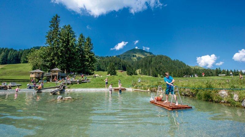 Il lago Filzalmsee Brixen im Thale, © Christian Kapfinger