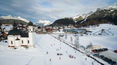 Centro sci di fondo a Seefeld, © Tirol Werbung/W9 STUDIOS