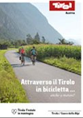 Attraverso il Tirolo in bicicletta, © Tirol Werbung