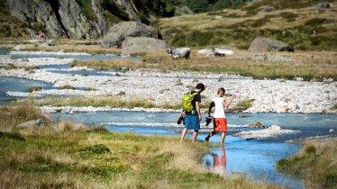 Il Sentiero delle acque selvagge, Stubai, © Andre Schönherr