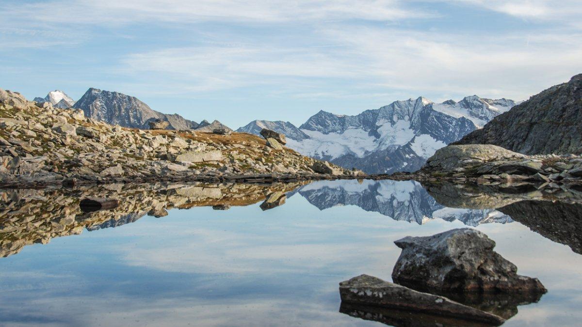 Parco naturale di alta montagna Zillertaler Alpen, © Jannis Braun
