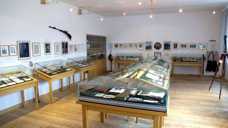 Il museo Ganghofer a Leutasch, © Kulturhaus Ganghofermuseum Leutasch
