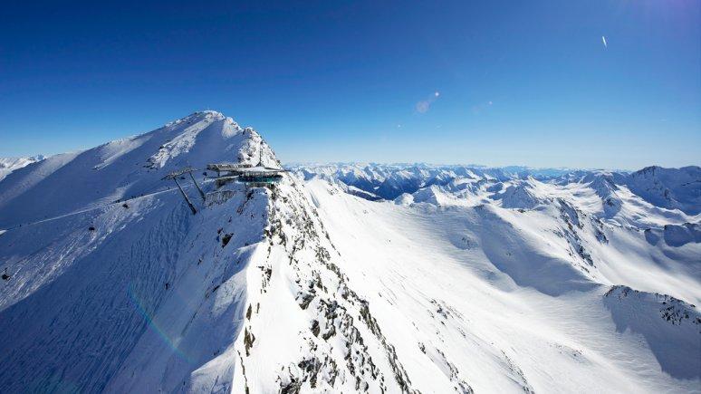Sciare a Sölden, © Ötztal Tourismus