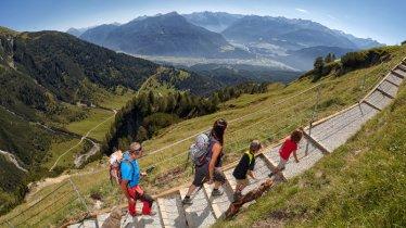 Escursione dei tre rifugi, © Archivio Imst Tourismus