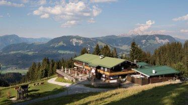 La malga Angerer Alm, © Tirol Werbung / Frank Bauer