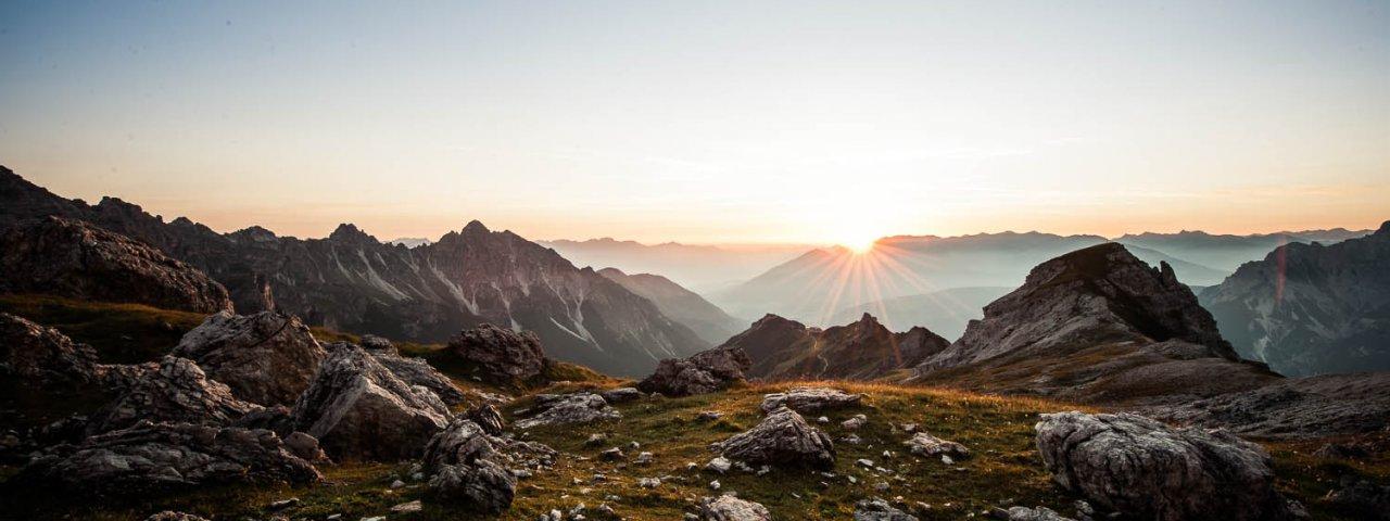 Sorgere del sole, © Andre Schönherr