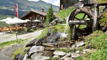 La malga Farmkehralm, © TVB Alpbachtal/Gabriele Grießenböck