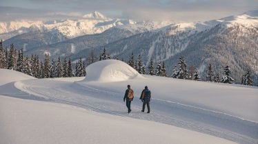 Escursioni invernali a Kartitsch, © Tirol Werbung / Katharina Poblotzki