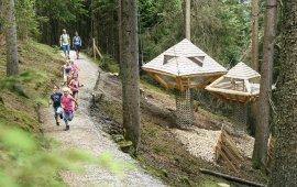 Il Sentiero delle case sugli alberi nella vallata dello Stubai, (c) Andre Schönherr