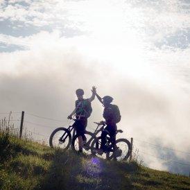 E-bike in Tirolo, © Tirol Werbung/Manfred Jarisch
