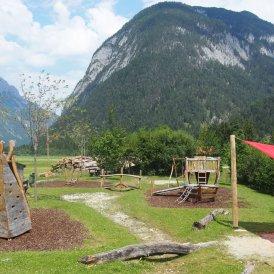 Parco giochi di Leutasch, © Tirol Werbung/Martina Nairz