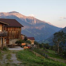La fattoria Bartlerhof a Matrei in Osttirol, © Tirol Werbung/Lisa Hörterer