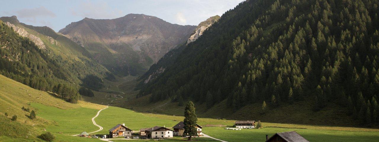 Sellrain, © TVB Innsbruck / Irene Ascher