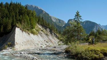 Il ruscello Hasentalbach nel parco naturale del Karwendel, © Tirol Werbung/Olaf Unverzart