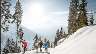 Escursioni invernali al Mutzkopf, © Rudi Wyhlidal