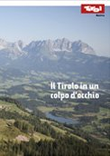 Tirolo in un colpo d'occhio - estate, © Tirol Werbung